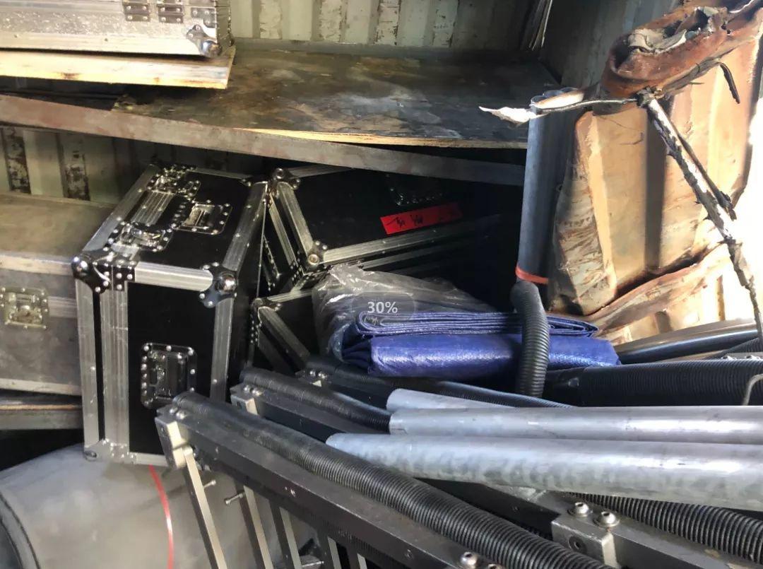 影视设备在运输途中被毁于一旦,是谁都无法承受的剧组之痛!